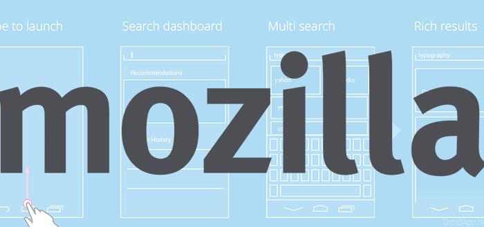 'Mozilla opent aanval op Google Now met Firefox Search'