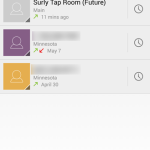 Google Android 4.4.3 dialer