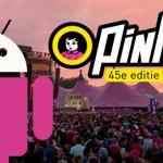 3 gratis apps voor Pinkpop 2014