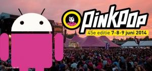 Pinkpop 2014 header