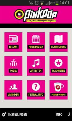 Pinkpop 2014