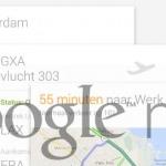 Google Now: kaarten bij product aanbiedingen