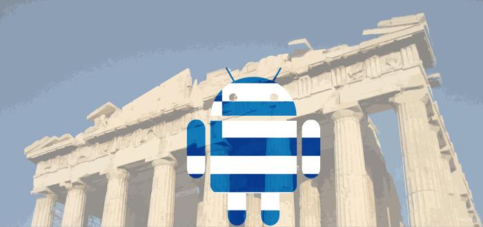 4 apps voor je vakantie in Griekenland