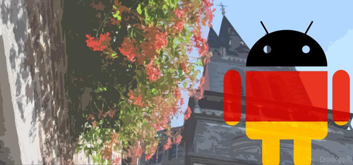 10 apps voor je vakantie in Duitsland
