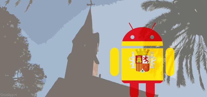 9 apps voor je vakantie in Spanje