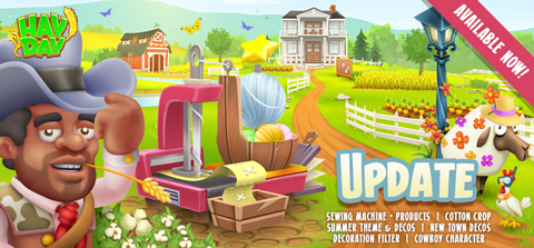 hay day update