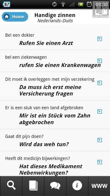 GezondheidsNet Duits