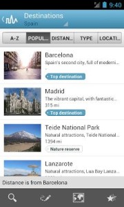 triposo spain travel guide