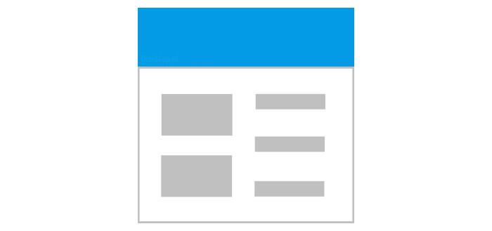 Slate Calendar: kalender in de stijl van Google Now