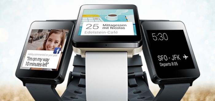 LG G Watch heeft last van corrosie