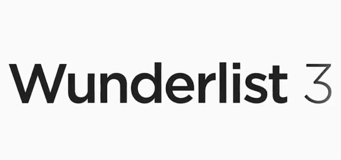 Wunderlist 3 als compleet vernieuwde app uitgebracht voor Android