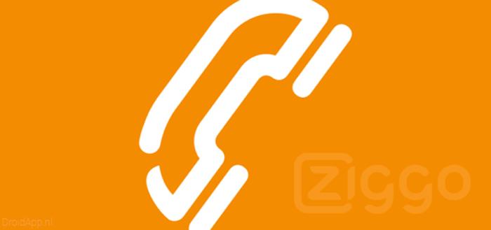 Ziggo Bapp uitgebracht: app voor bellen via vast nummer