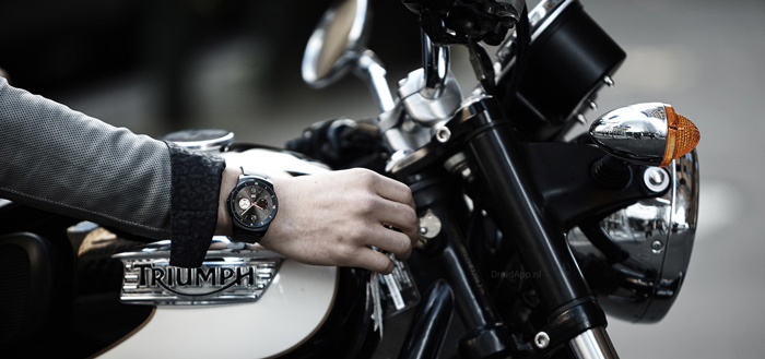 'LG G Watch R komt nog deze week naar Nederland' [update]