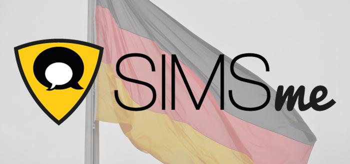Deutsche Post komt met veilige chat-app 'SIMSme'; aanval geopend op WhatsApp