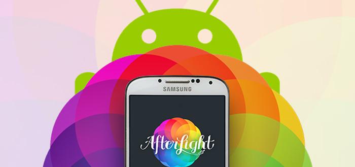 Fotobewerker Afterlight uitgebracht voor Android