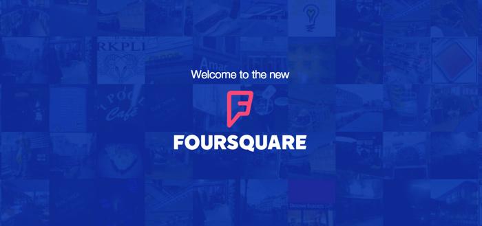 Foursquare brengt vernieuwde Android-app uit