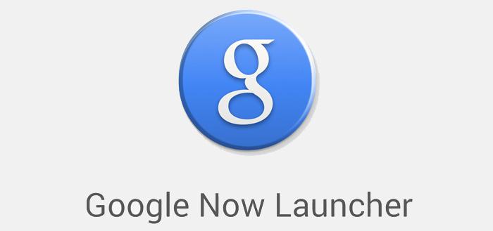 Google Now Launcher uitgebracht voor alle Android-toestellen