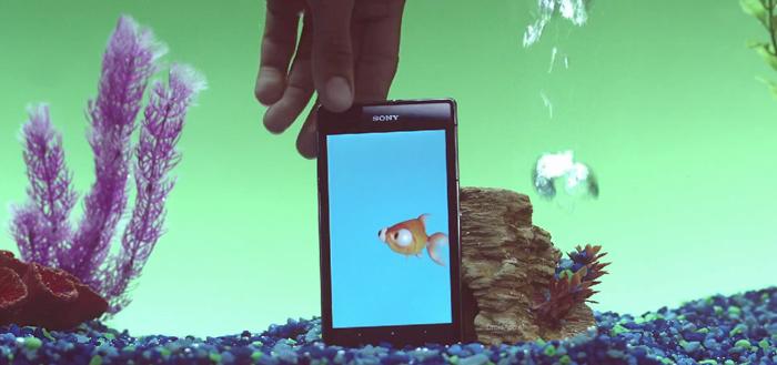 Sony komt met 6 onderwater-apps