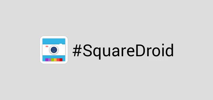 SquareDroid: je foto's in originele beeldverhouding op Instagram (review)