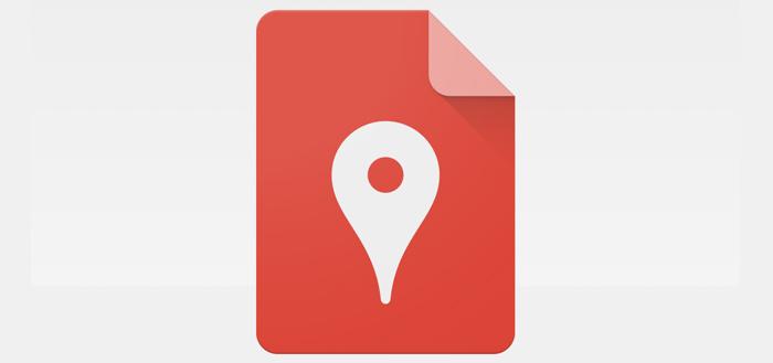 Google lanceert 'Mijn Kaarten' als uitbreiding op Google Maps