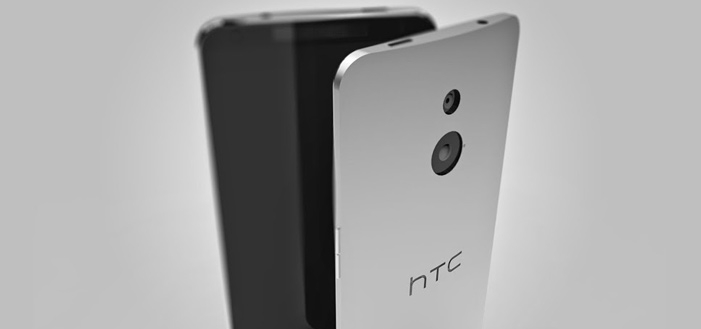 HTC One M9 schittert in concept-foto's