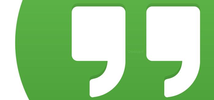 Hangouts Dialer update: stand-alone app kan telefoon-app vervangen (+ APK)
