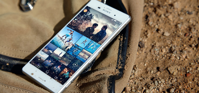 35 wallpapers te downloaden van de Sony Xperia Z3