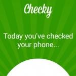 Checky: hoevaak pak jij je telefoon? (review)