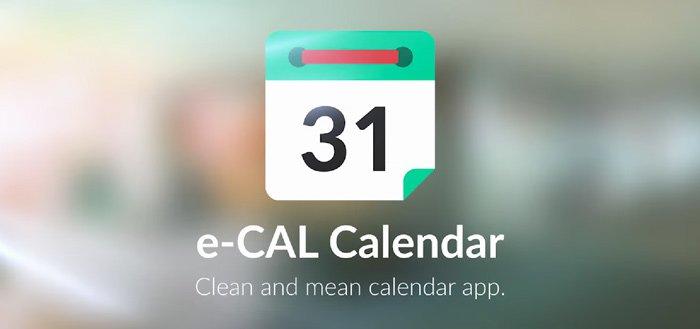 e-CAL Kalender krijgt update met verbeteringen