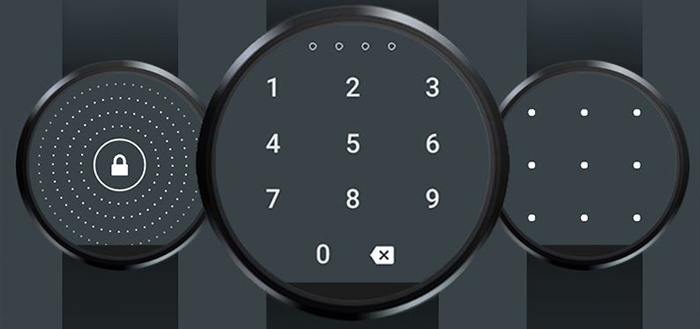 Lockable: lockscreen voor je wearable