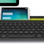 Logitech introduceert handig toetsenbord voor meerdere apparaten