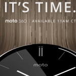 Moto 360 komt begin november naar Nederland