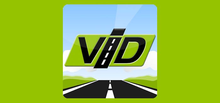 Vernieuwde VID-app uitgebracht van VerkeersInformatieDienst