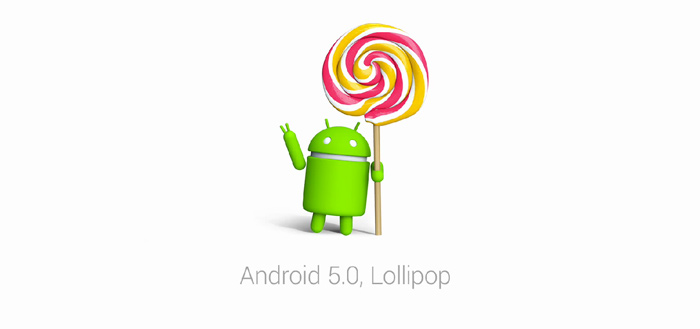 Nexus 7 en 10 (2013) ontvangen update Android Lollipop 5.0.2