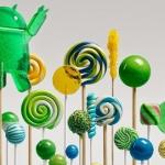 1.6% van de Android smartphones draait op Lollipop