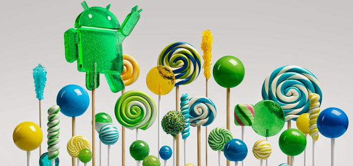 Android 5.0.1 Lollipop update lost bugs op