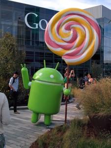 Android_lollipop mascotte