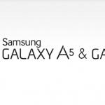 Samsung kondigt metalen Galaxy A3 en Galaxy A5 aan