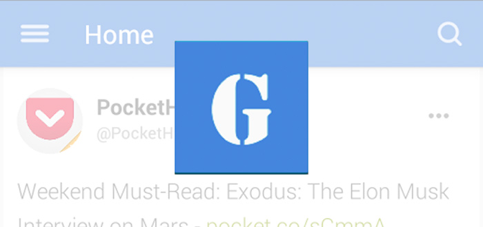 Giza for Twitter: Twitter-app in Material Design (review)