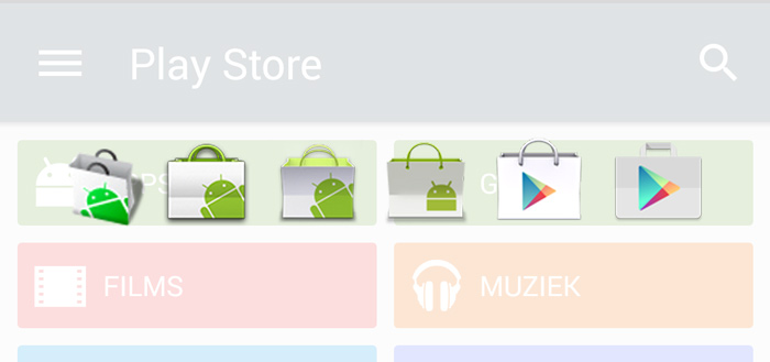 Play Store 5.5 bevat nieuwe animaties en beoordelingen (+ APK)