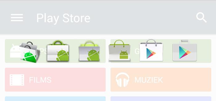 Google begint 'tevredenheidsonderzoek' Play Store