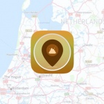 Doelloos: Places I've Pooped; Foursquare voor de kakdoos