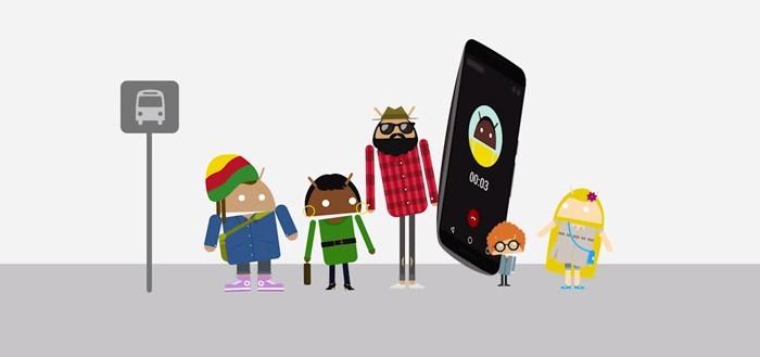 Update voor Androidify duidt op grote marketingcampagne en Nexus 6