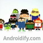 Androidify krijgt grote update naar versie 2.0
