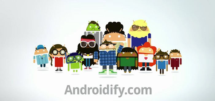 Google plaatst 4 nieuwe video's online over Android