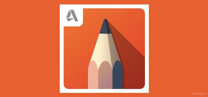 Teken-app SketchBook voortaan gratis te downloaden uit Play Store