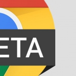 Chrome Beta v41 verschenen met 'pull to refresh'