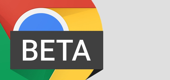 Chrome Beta update verbetert download-manager