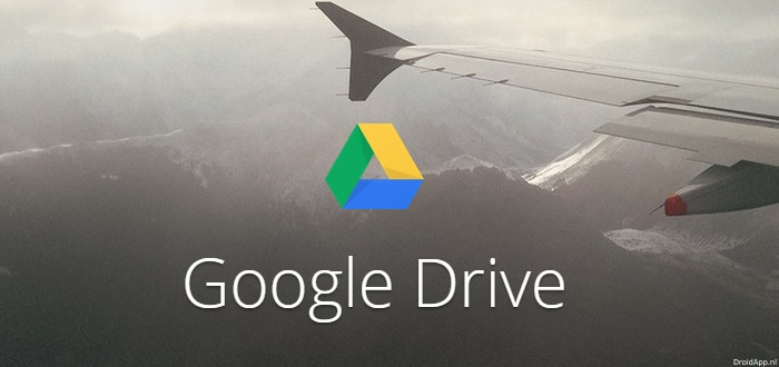 Voorproefje: dit is het nieuwe Material Design in de Google Drive app