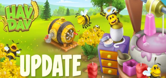 Hay Day ontvangt herfst-update